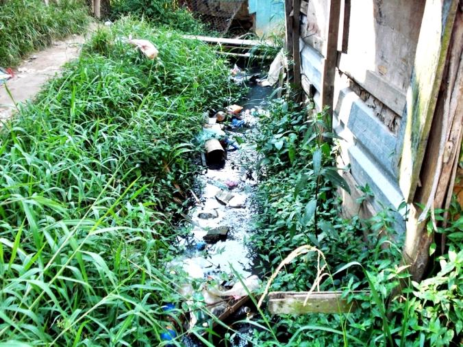 Muitas pessoas ainda não sabem o que é saneamento. | Foto: Trata Brasil